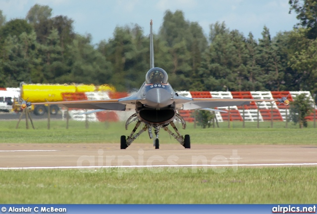 J-055, Lockheed F-16-AM Fighting Falcon, Royal Netherlands Air Force