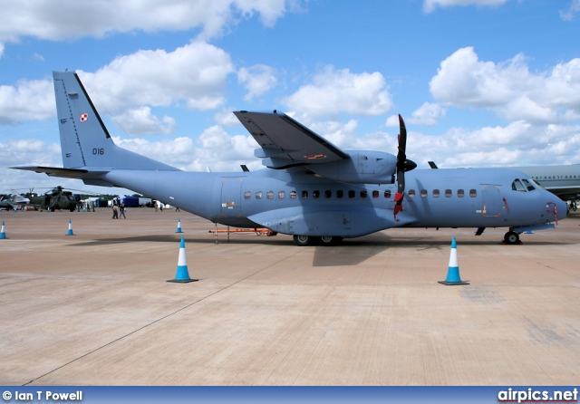 016, Casa C-295-M, Polish Air Force
