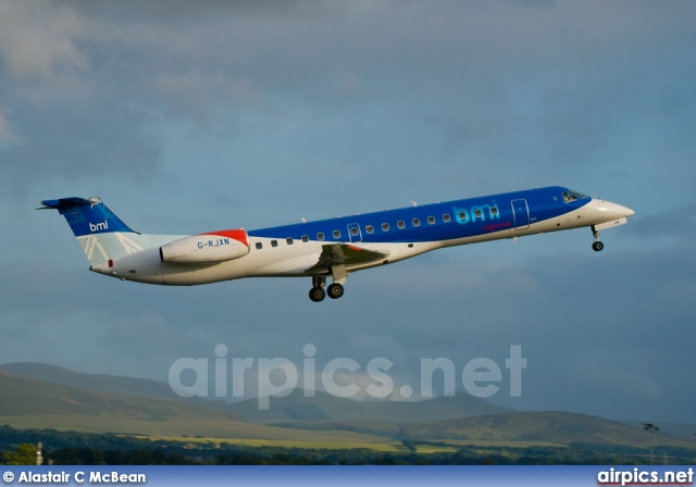 G-RJXN, Embraer ERJ-145-MP, bmi Regional