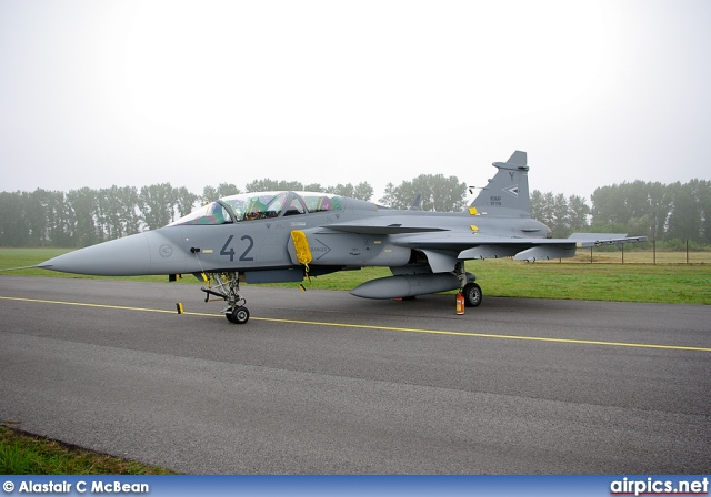 42, Saab JAS 39-D Gripen, Hungarian Air Force