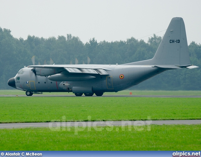 CH13, Lockheed C-130-H Hercules, Belgian Air Force