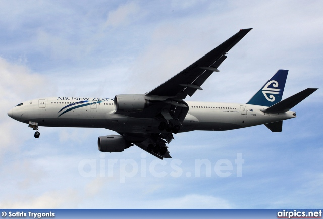 ZK-OKB, Boeing 777-200ER, Air New Zealand