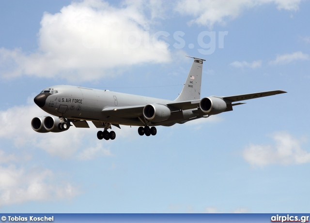 57-5865, Boeing KC-135-R Stratotanker, United States Air Force