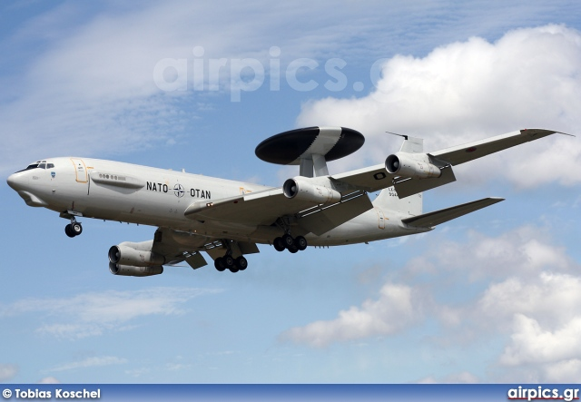 LX-N90447, Boeing E-3-A Sentry, NATO - Luxembourg