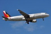 RP-C8607, Airbus A320-200, Philippine Airlines