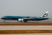 B-KPF, Boeing 777-300ER, Cathay Pacific
