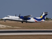 9H-AFD, De Havilland Canada DHC-8-300 Q Dash 8, Athens Airways