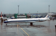 EK-82852, McDonnell Douglas MD-82, Untitled