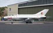 645, Mikoyan-Gurevich MiG-21-F-13, East German Air Force