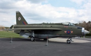 XN730, English Electric Lightning-F2A, Royal Air Force