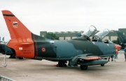 MM54396, Fiat G.91-T-1, Italian Air Force