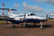 ZK450, Beechcraft 200 Super King Air, Royal Air Force