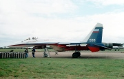 598, Sukhoi Su-27-P, Russian Air Force