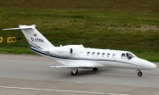D-ITMA, Cessna 525-A Citation CJ2, Private
