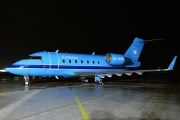 OY-MMM, Bombardier Challenger 600-CL-604, Maersk Air