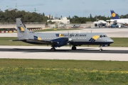 LX-WAT, British Aerospace ATP-F, West Air Europe
