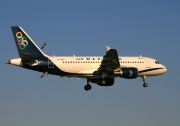SX-OAG, Airbus A319-100, Olympic Air