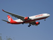 D-AERS, Airbus A330-300, Air Berlin