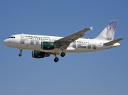 N940FR, Airbus A319-100, Frontier Airlines