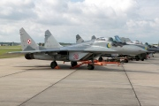 38, Mikoyan-Gurevich MiG-29-A, Polish Air Force