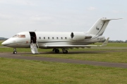 VP-CFT, Bombardier Challenger 600-CL-601, Private