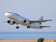 YL-LCI, Airbus A320-200, Aegean Airlines