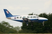 ZF622, Piper PA-31-350 Navajo Chieftain, Royal Air Force