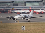 D-ISKY, Beechcraft 200 Super King Air,