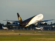 N339UP, Boeing 767-300ERF, UPS Airlines