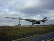 F-BVFF, Aerospatiale-BAC Concorde -101, Air France