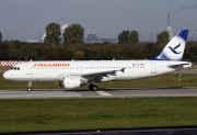 TC-FBF, Airbus A320-200, Freebird Airlines