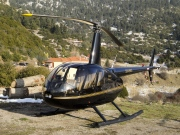 SX-HKS, Robinson R44, Private