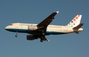 9A-CTG, Airbus A319-100, Croatia Airlines