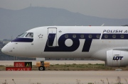 SP-LIK, Embraer ERJ 170-200LR, LOT Polish Airlines