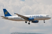 5B-DCL, Airbus A320-200, Cyprus Airways