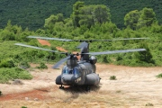 ES901, Boeing CH-47-D Chinook, Hellenic Army Aviation