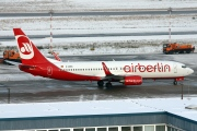 D-ABKK, Boeing 737-800, Air Berlin