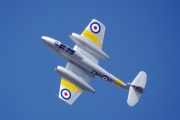 G-BWMF, Gloster Meteor-T.7, Private