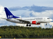LN-RRZ, Boeing 737-600, Scandinavian Airlines System (SAS)