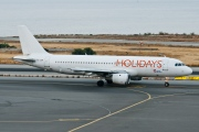 YL-LCH, Airbus A320-200, HOLIDAYS Czech Airlines