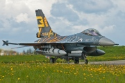 FA-87, Lockheed F-16-AM Fighting Falcon, Belgian Air Force