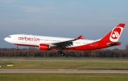 D-ABXB, Airbus A330-200, Air Berlin