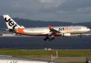 VH-EBF, Airbus A330-200, Jetstar Airways