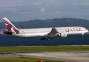 A7-BAI, Boeing 777-300ER, Qatar Airways