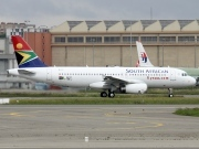 F-WWIJ, Airbus A320-200, South African Airways