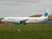 F-WWBK, Airbus A320-200, Jazeera Airways
