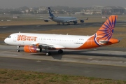 VT-EYL, Airbus A320-200, Indian Airlines