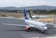 LN-TUJ, Boeing 737-700, Scandinavian Airlines System (SAS)