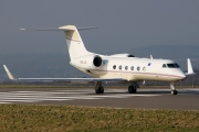 OE-LAI, Gulfstream G450, Global Jet Austria