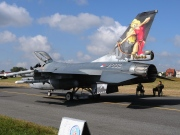 J-002, Lockheed F-16-AM Fighting Falcon, Royal Netherlands Air Force